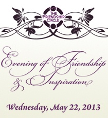 Evening of Friendship & Inspiration